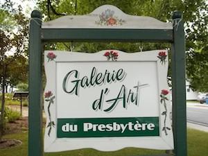 Galerie d'art du presbytère - Estrie / Canton de l'est, Lambton (M)