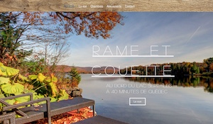 Rame et Couette - Capitale-Nationale, Saint-Raymond