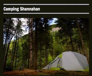 Camping Shannahan - Capitale-Nationale, Saint-Raymond