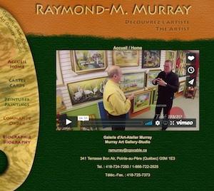 Atelier Raymond-Marie Murray - Bas-Saint-Laurent, Rimouski (Pointe-au-Père)