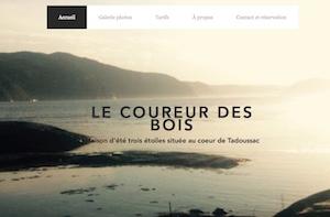 Le Coureur des Bois - Côte-Nord / Manicouagan, Tadoussac