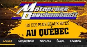 Motocross Deschambault - Capitale-Nationale, Deschambault-Grondines