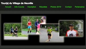 Les tours du village de Neuville - Capitale-Nationale, Neuville