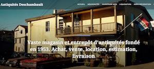 Antiquités Deschambault Inc - Capitale-Nationale, Deschambault-Grondines