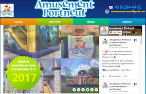 Amusement Portneuf - Capitale-Nationale, Deschambault-Grondines
