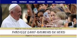 Église St-Raymond - Capitale-Nationale, Saint-Raymond
