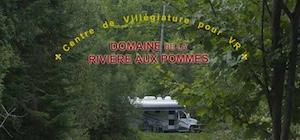 Domaine de la Rivière aux Pommes - Capitale-Nationale, Neuville