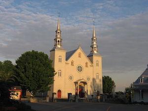 Église Cap Santé - Capitale-Nationale, Donnacona