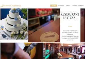 Restaurant du Manoir Le Graal - Charlevoix, La  Malbaie
