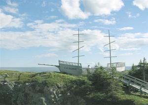Parc du Colborne - Gaspésie, Port-Daniel - Gascons