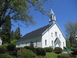 Église Notre-Dame-du-Lac-Sergent - Capitale-Nationale, Lac-Sergent