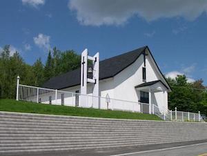 Chapelle de Notre-Dame-du-Lac-Poulin - Chaudière-Appalaches, Lac Poulin (Beauce)