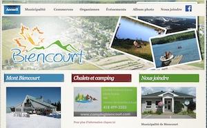 Municipalité de Biencourt - Bas-Saint-Laurent, Biencourt