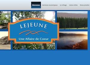 Municipalité de Lejeune - Bas-Saint-Laurent, Lejeune