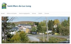 Municipalité de Saint-Marc-du-Lac-Long - Bas-Saint-Laurent, Saint-Marc-du-Lac-Long