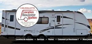 Location Roulotte - Capitale-Nationale, Ville de Portneuf (V)