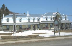 Musée Maison Legrand - Gaspésie, Port-Daniel - Gascons