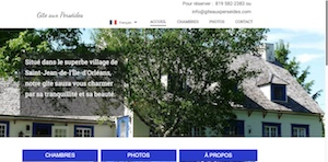 Gîte aux Perséides - Capitale-Nationale, Saint-Jean-de-l'Île-d'Orléans