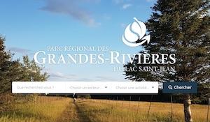 Parc Régional des Grandes-Rivières - Saguenay-Lac-Saint-Jean, Dolbeau-Mistassini (Lac-St-Jean)