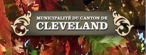Municipalité du Canton de Cleveland - Estrie / Canton de l'est, Canton de Cleveland
