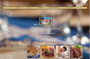 Restaurant Aux Anciens Canadiens - Capitale-Nationale, Ville de Québec (V)