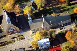 Église de Saint-Pierre-de-l'Île-d'Orléans - Capitale-Nationale, Saint-Pierre-de-l'Île-d'Orléans