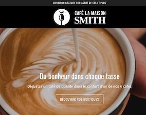 Café la Maison Smith - Capitale-Nationale, (M) Sainte-Pétronille-de-l'Île-d'Orléans