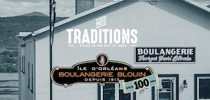 Boulangerie Blouin - Capitale-Nationale, Sainte-Famille-de-l'Île-d'Orléans