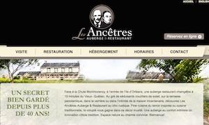 Les Ancêtres Auberge et restaurant - Capitale-Nationale, Saint-Pierre-de-l'Île-d'Orléans