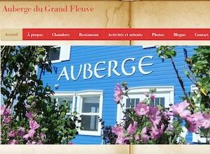 Auberge du grand Fleuve - Gaspésie, Métis-sur-Mer