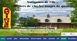 Antiquités de l'île - Capitale-Nationale, Sainte-Famille-de-l'Île-d'Orléans