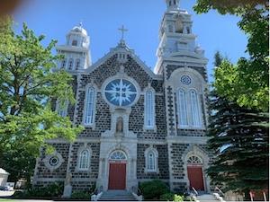 Église Saint Patrice de Tingwick - -Centre-du-Québec-, Tingwick
