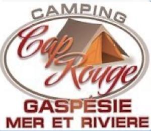 Camping du Cap Rouge - Gaspésie, Percé (Saint-Georges-de-Malbaie)