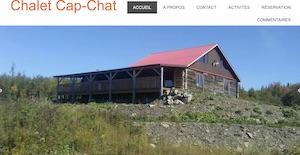 Chalet Cap-Chat - Gaspésie, Cap-Chat