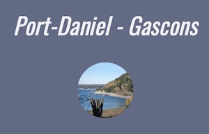 Port-Daniel-Gascons - Gaspésie, Port-Daniel - Gascons