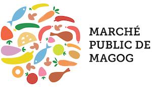 Marché public de Magog - Estrie / Canton de l'est, Ville de Magog