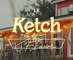 Microbrasserie Le Ketch - Gaspésie, Sainte-Flavie