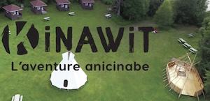 Camping Kinawit - Abitibi-Témiscamingue, Val-d'Or