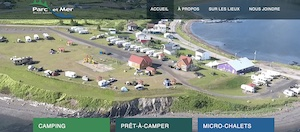 Camping Parc et Mer Mont-Louis - Gaspésie, Saint-Maxime-du-Mont-Louis