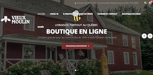 Hydromellerie du Vieux Moulin - Gaspésie, Sainte-Flavie