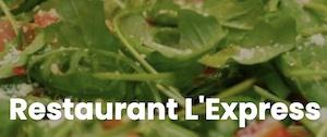 Restaurant L'Express - Gaspésie, Sainte-Anne-des-Monts