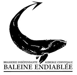 La Baleine Endiablée - Bas-Saint-Laurent, Rivière-Ouelle