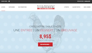 Brasserie Le Grand Bourg - Capitale-Nationale, Ville de Québec (V) (Charlesbourg)