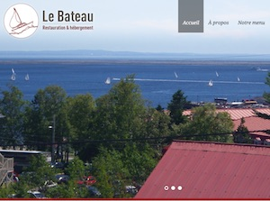 Le Bateau - Côte-Nord / Manicouagan, Tadoussac