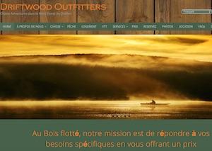 Domaine Driftwood - Abitibi-Témiscamingue, Moffet