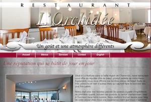 Restaurant L'Orchidée - Charlevoix, La  Malbaie