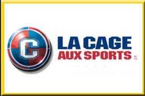 Restaurant La Cage aux Sports (Carrefour Frontenac) - Chaudière-Appalaches, Thetford Mines (Région de Thetford)