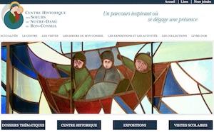Centre Historique des Soeurs de Notre-Dame du Bon-Conseil - Saguenay-Lac-Saint-Jean, Saguenay (Saguenay) (V) (Chicoutimi)