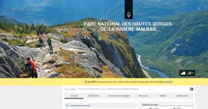 Parc national des Hautes-Gorges-de-la-Rivière-Malbaie (Sépaq) - Charlevoix, Clermont