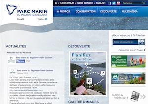 Parc Marin du Saguenay-Saint-Laurent - Côte-Nord / Manicouagan, Tadoussac